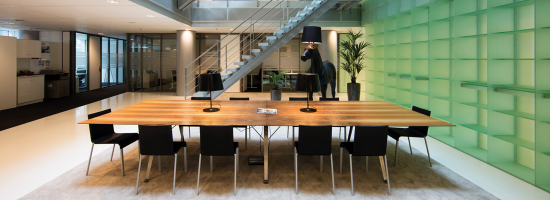 How to design office space for 2.5 million people